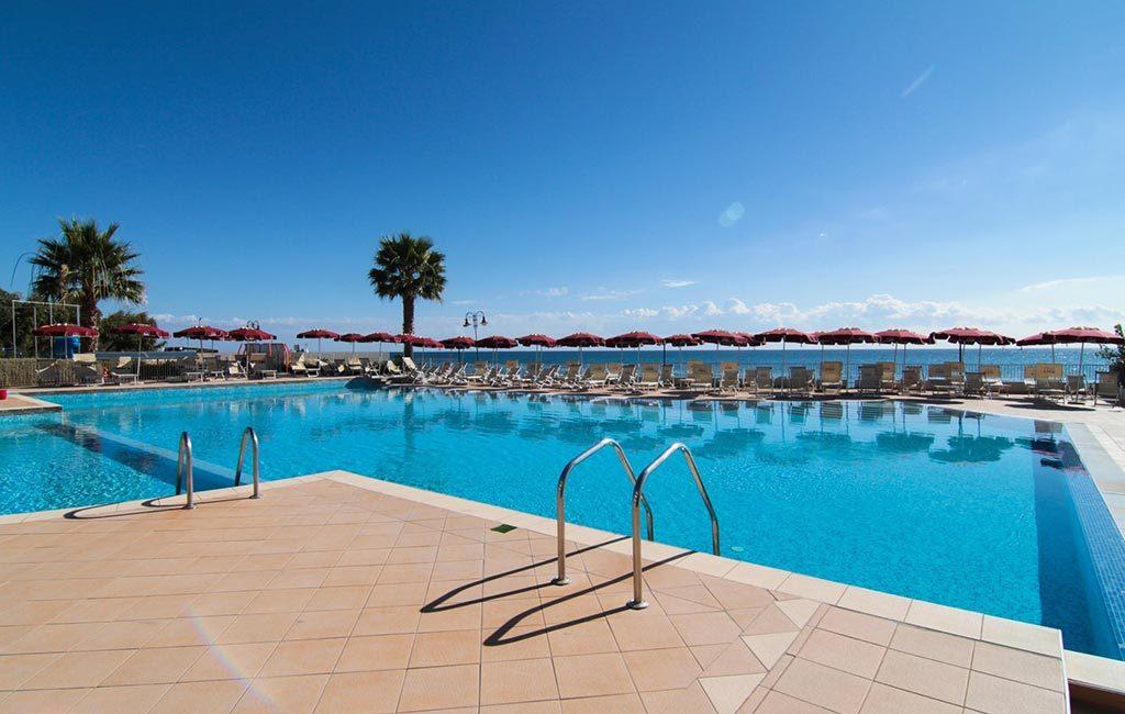 Hotel Costa dello Ionio - piscina