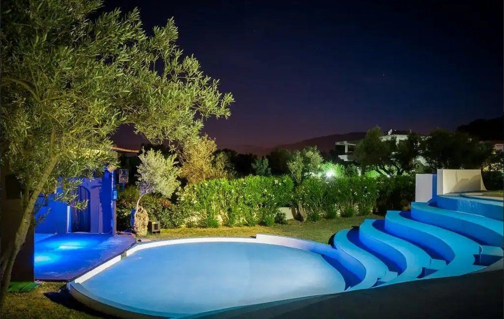 Hotel Cala Longa - piscina