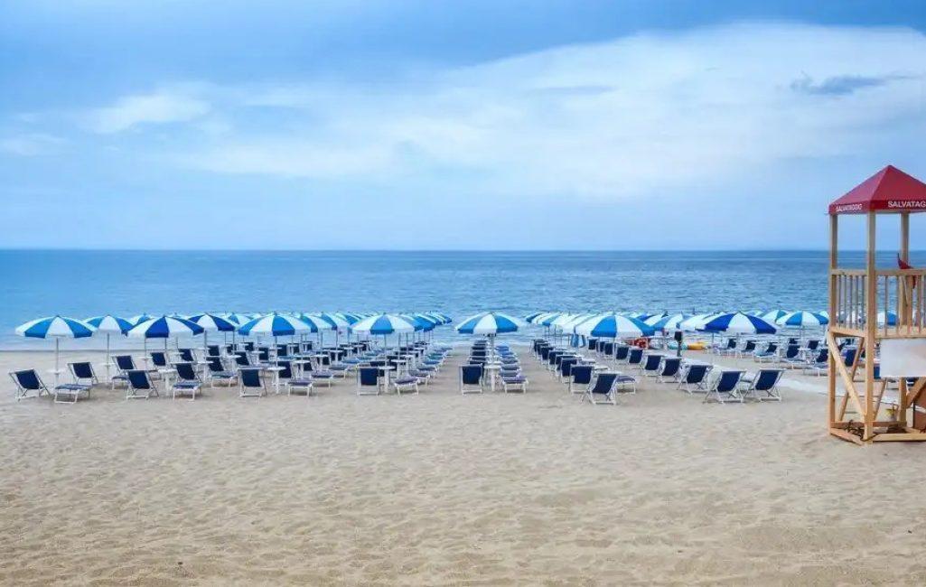 Hotel Cala Longa -spiaggia