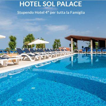 Hotel Sol Palace - piscina