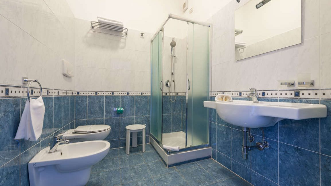 Hotel Sol Palace - bagno