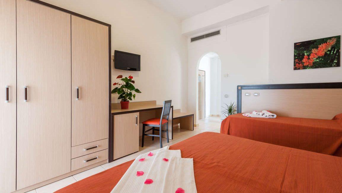 Hotel Sol Palace - camera da letto
