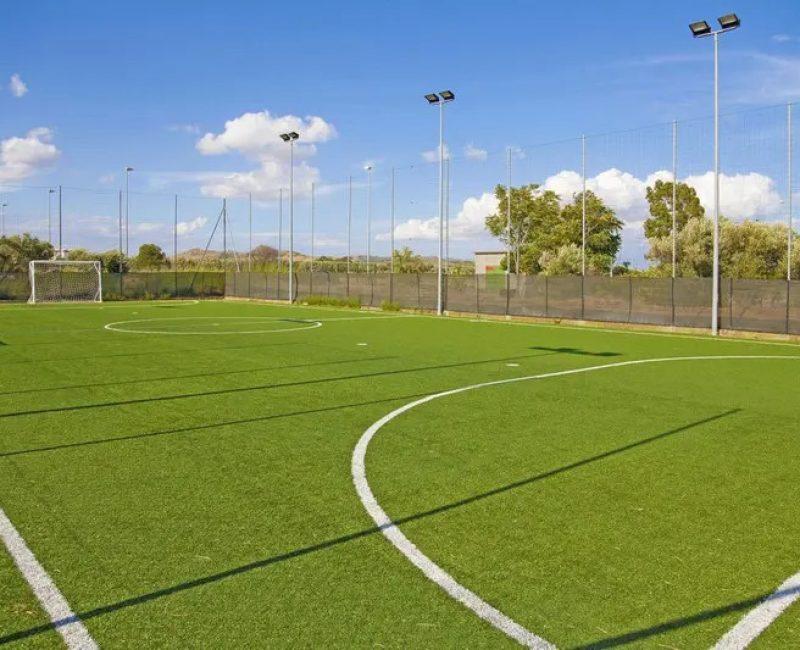 Villaggio Sirio - campo di calcio