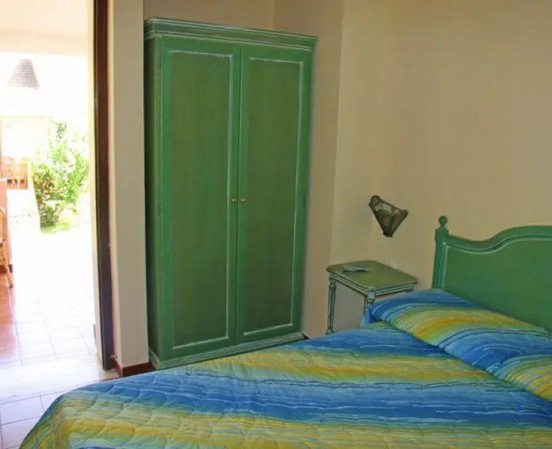 Villaggio Sirio - camera da letto