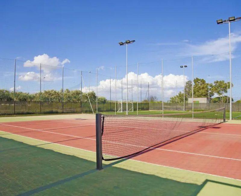 Villaggio Sirio - campo da tennis